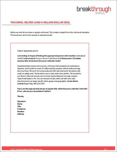 Business Introduction Email Sample from www.sampletemplatespro.com
